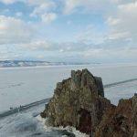 Baikalsee im Winter c Christian Lemke