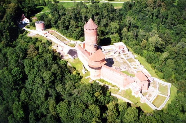 Turaida Schloss, Lettland